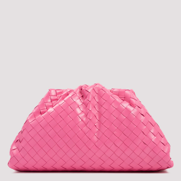 The pouch in pink...