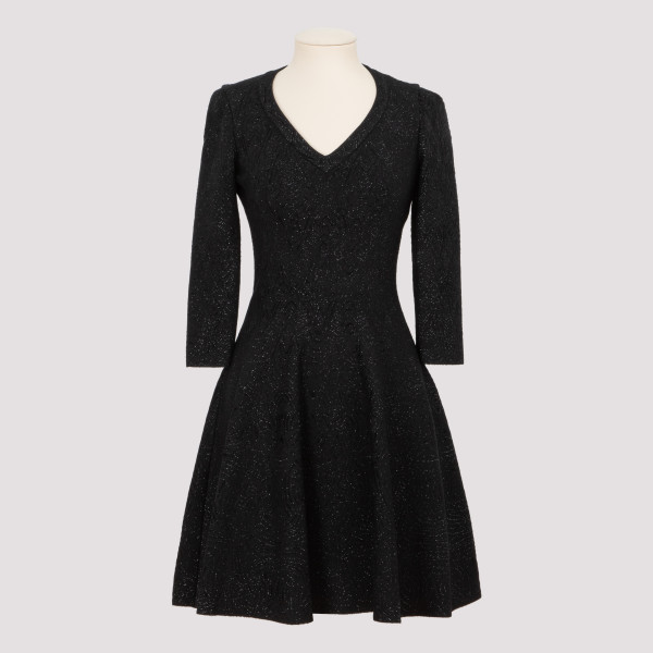 Apolima black dress