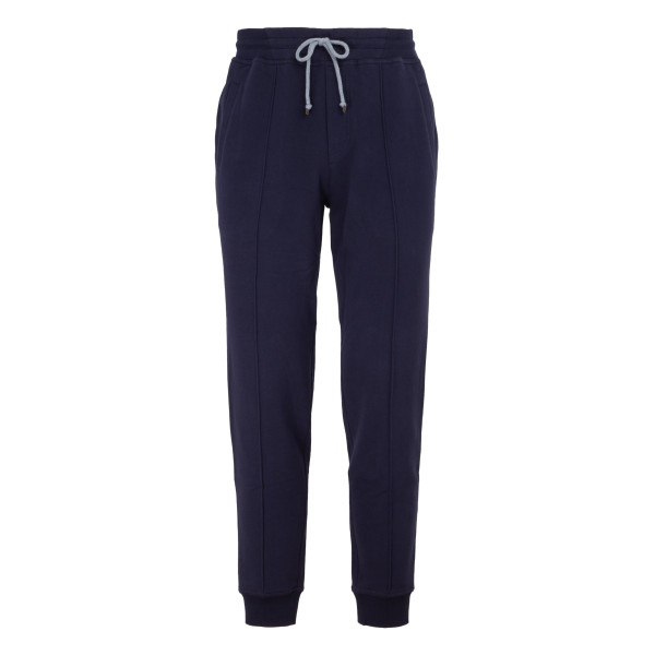 Cobalt blue Track Pants