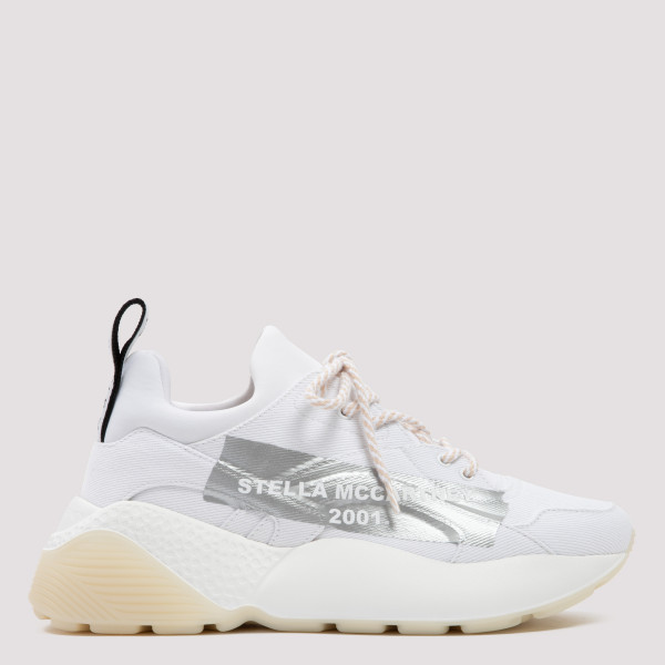 White Eclypse sneakers with...