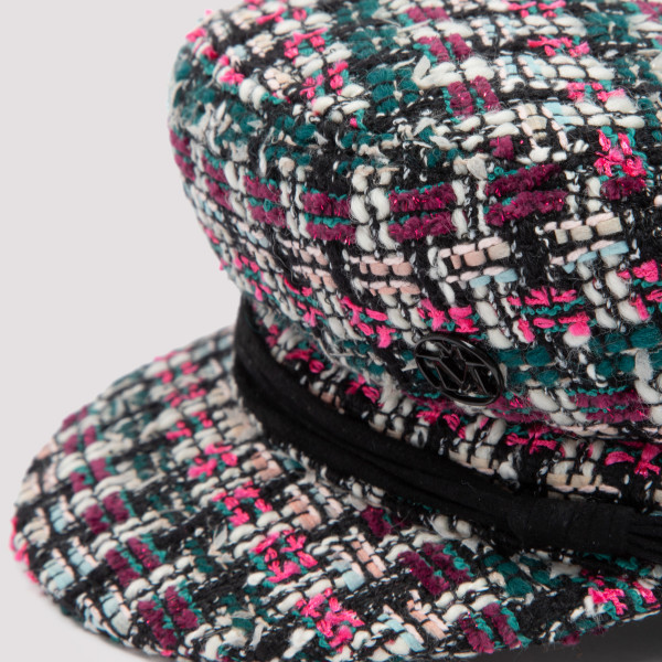 NEW ABBY PINK TWEED