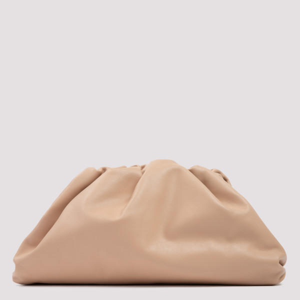 The Pouch powder pink clutch