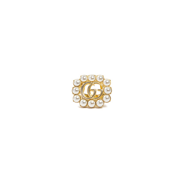 Pearl double G ring