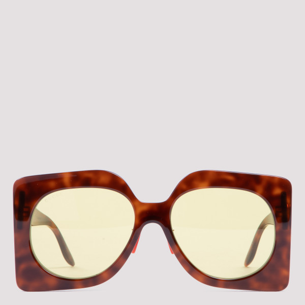Brown tortoiseshell square...