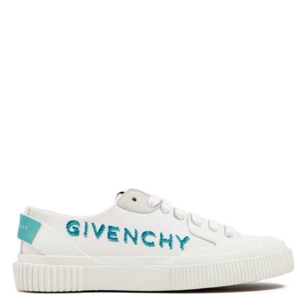 White Tennis Light sneakers with logo