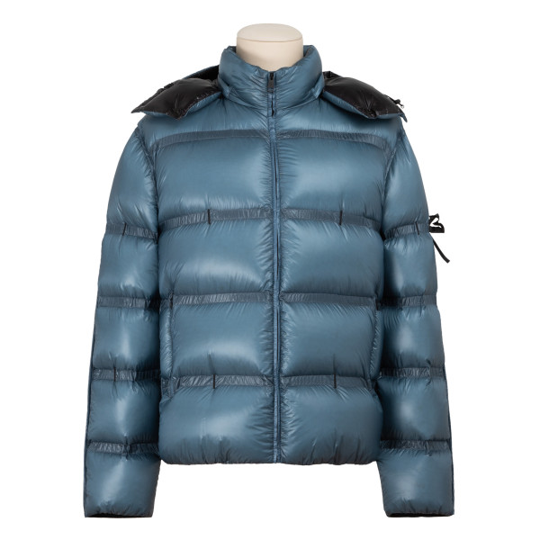 5 Craig Green Blue Ramis Quilted shell jacket