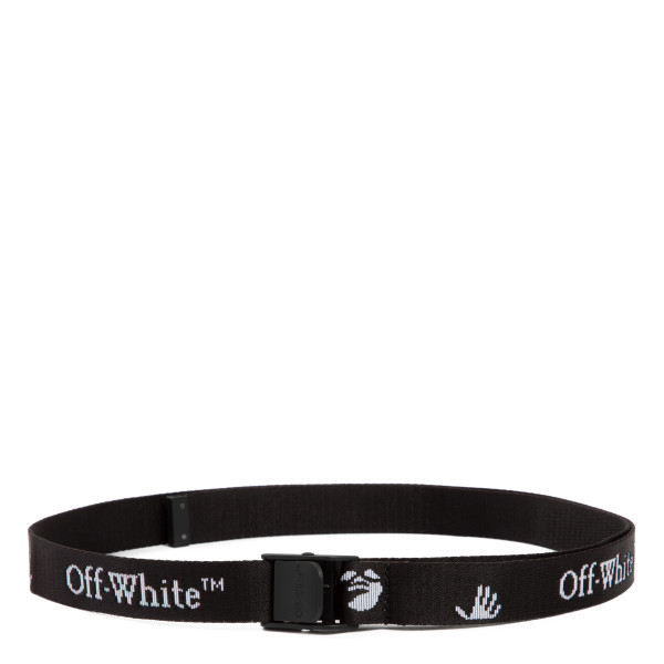 Black new logo mini industrial belt