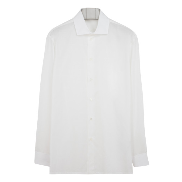 White classic Button-up shirt