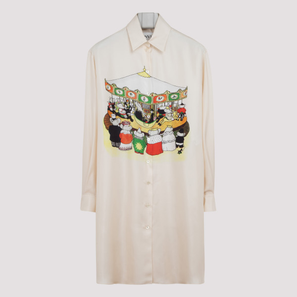 Babar long shirt dress