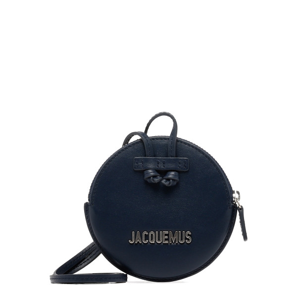 Le Pitchou navy mini coin purse