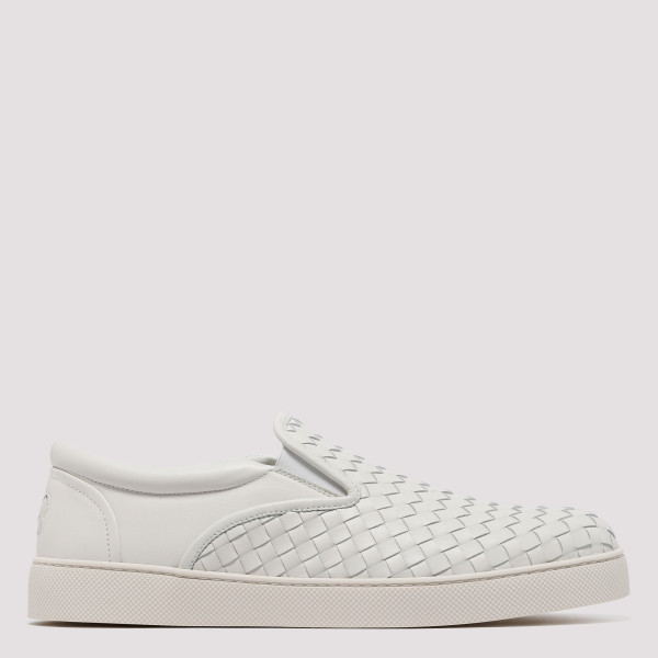 White Dodger Sneakers