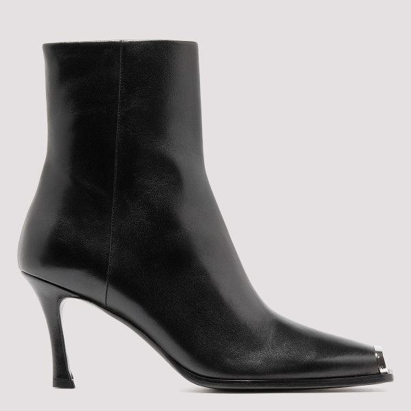 Black Winsaz 80 ankle boots