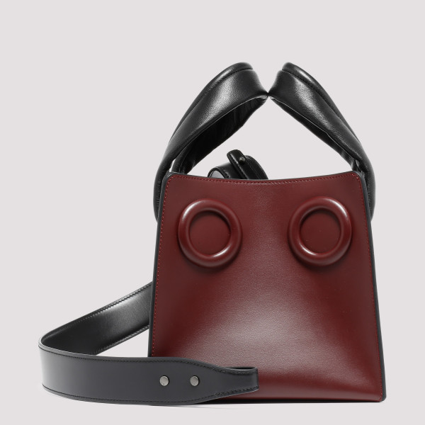 Deon 19 bordeaux handbag