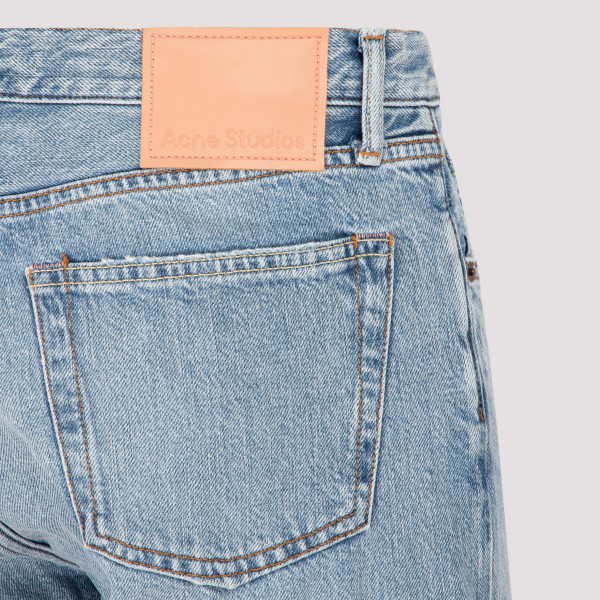 ACNE STUDIOS 1996 LIGHT BLUE TRASH 5 POCKET DENIM