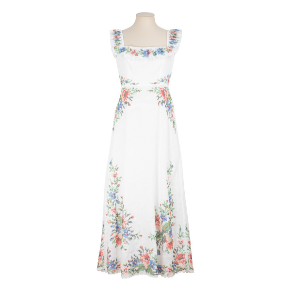 Juliette cross stitch dress