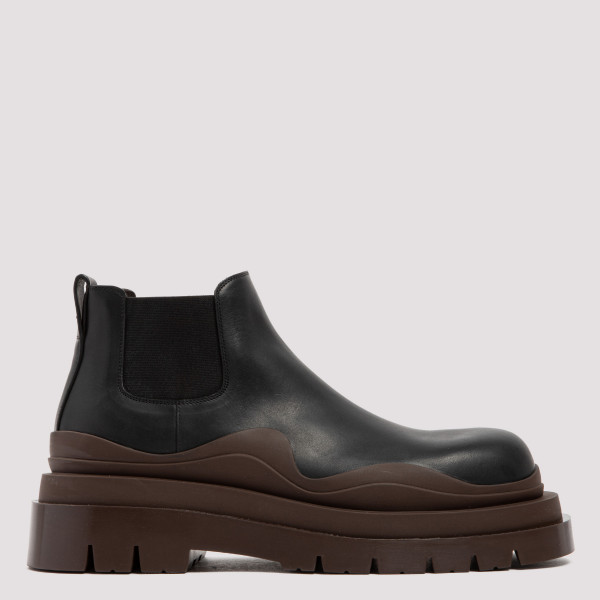 BV Tire Chelsea leather boots