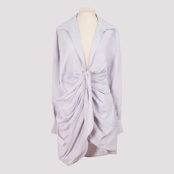 Bahia lilac dress