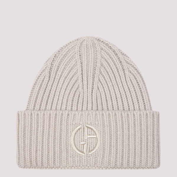 Ice wool and cashmere beanie