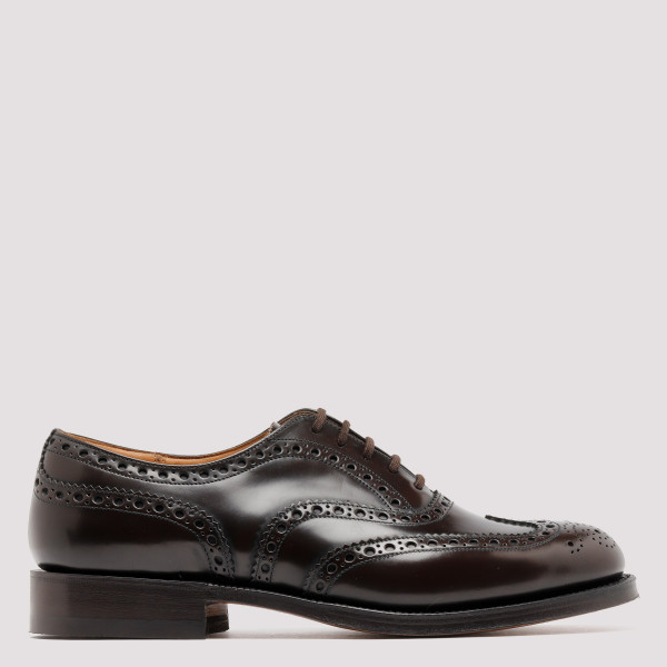 Brown Burwood Oxford Brogue...