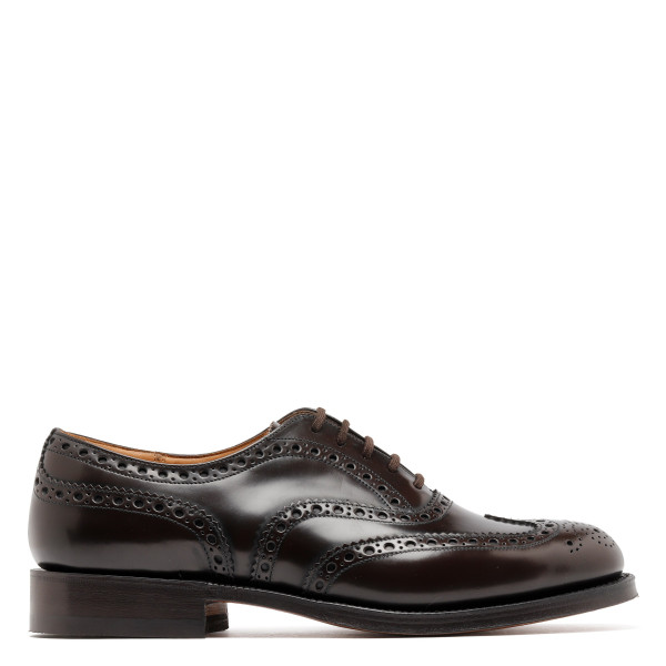 Brown Burwood Oxford Brogue shoes