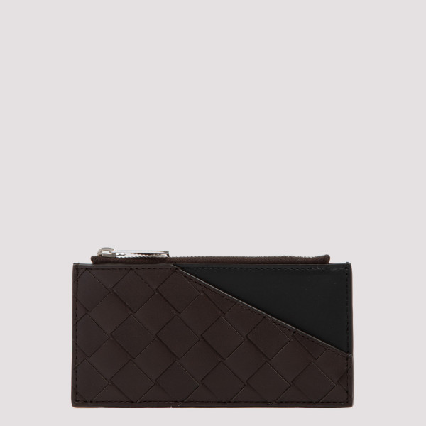 Fondente zipped card case