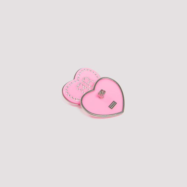 Crush pink earrings