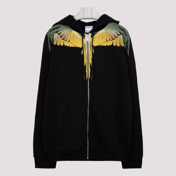 WINGS REGULAR ZIP HOODIE
