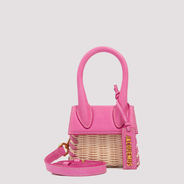 Le Chiquito pink leather...