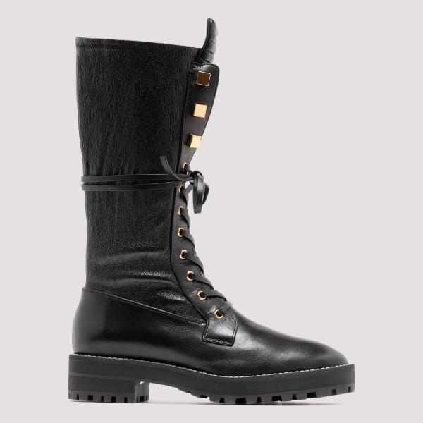 Elspeth black boots