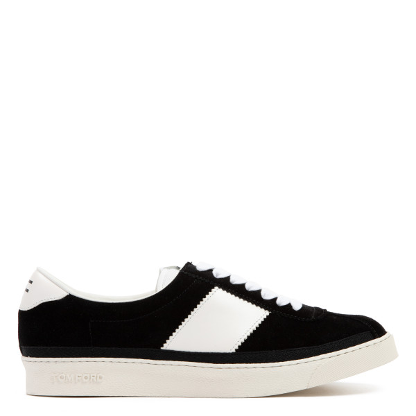 Black Suede Bannister sneakers