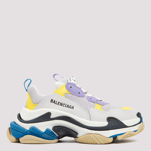 Purple and yellow  Triple S...