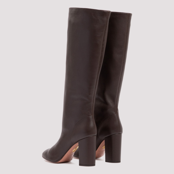 Brown leather Boogie Boot 85