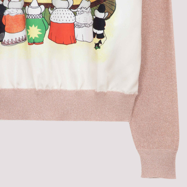 KNITTED TOP BABAR