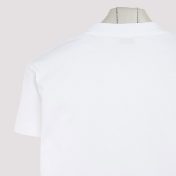 White club vintage logo T-shirt