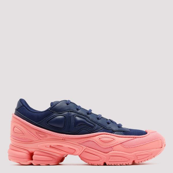 Ozweego pink and navy blue...