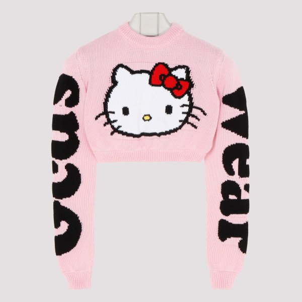 Pink Hello Kitty sweater