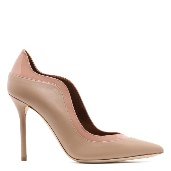 Penelope 100 nude blush pumps