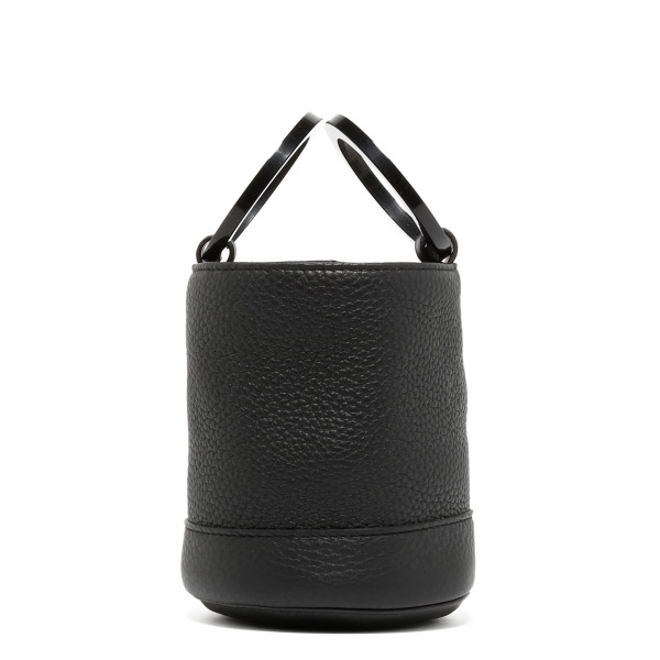 Black Bonsai bucket bag