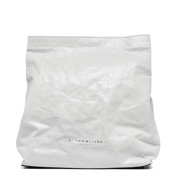 White Medium Lunch bag