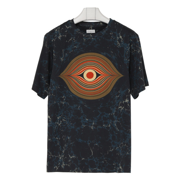 Multicolor eye T-shirt