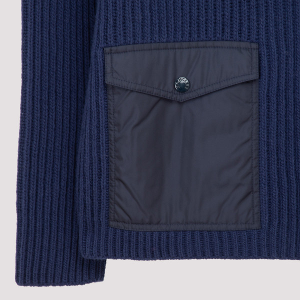 1 Moncler JW Anderson T-neck wool sweater