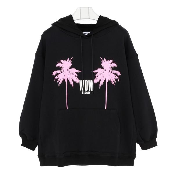 Black Wow hoodie
