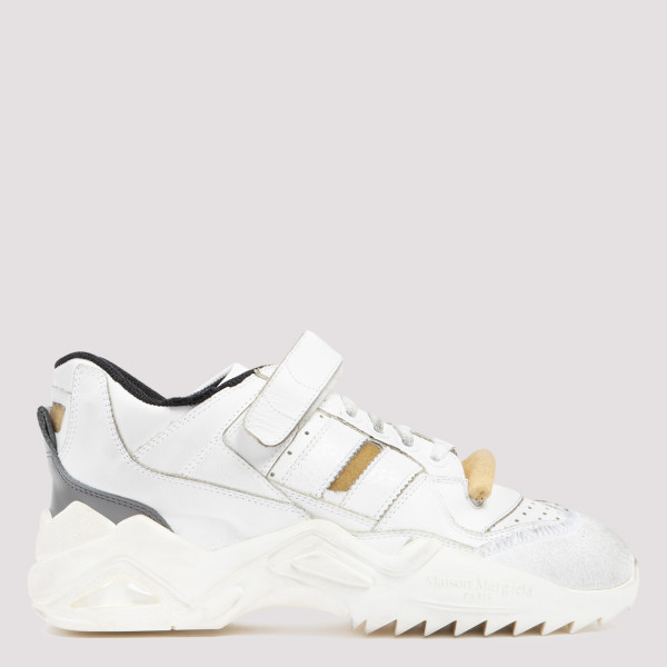White New retro fit Sneakers