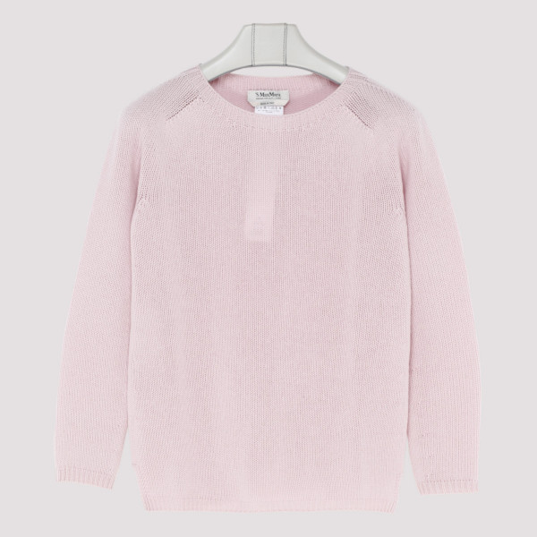 Giorgio pale pink cashmere...