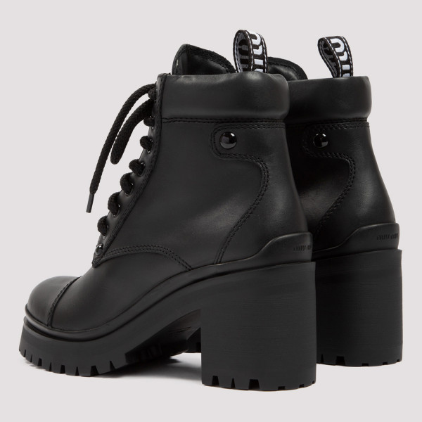 ANKLE BOOT STRINGATO