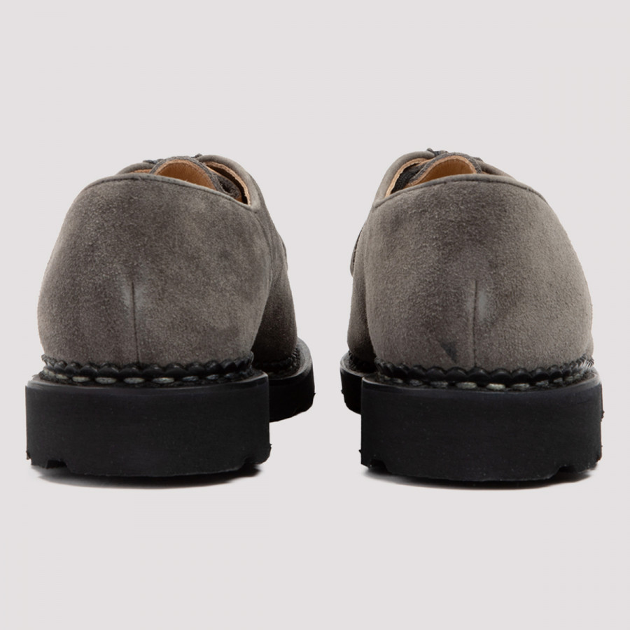 Gray Michael lace-up shoes