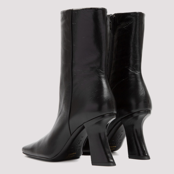 DEMI BLACK BOOT