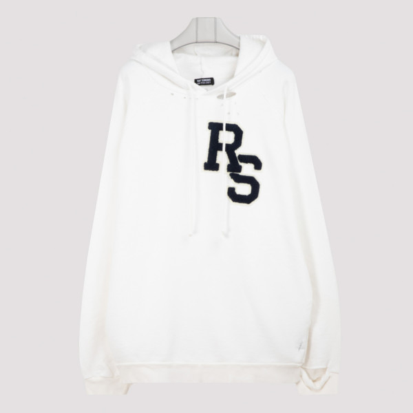 OVERSIZED HOODIE WITH RS...