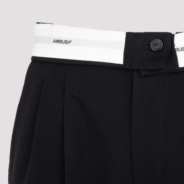 Ambush folded waist-style pants