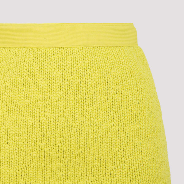 Bottega Veneta knitted skirt